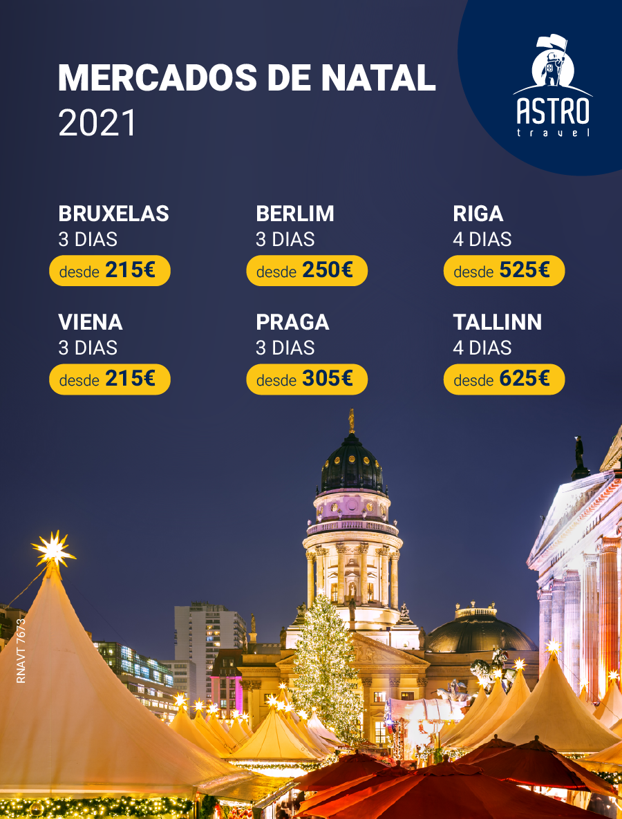 Especial Mercados de Natal 2021