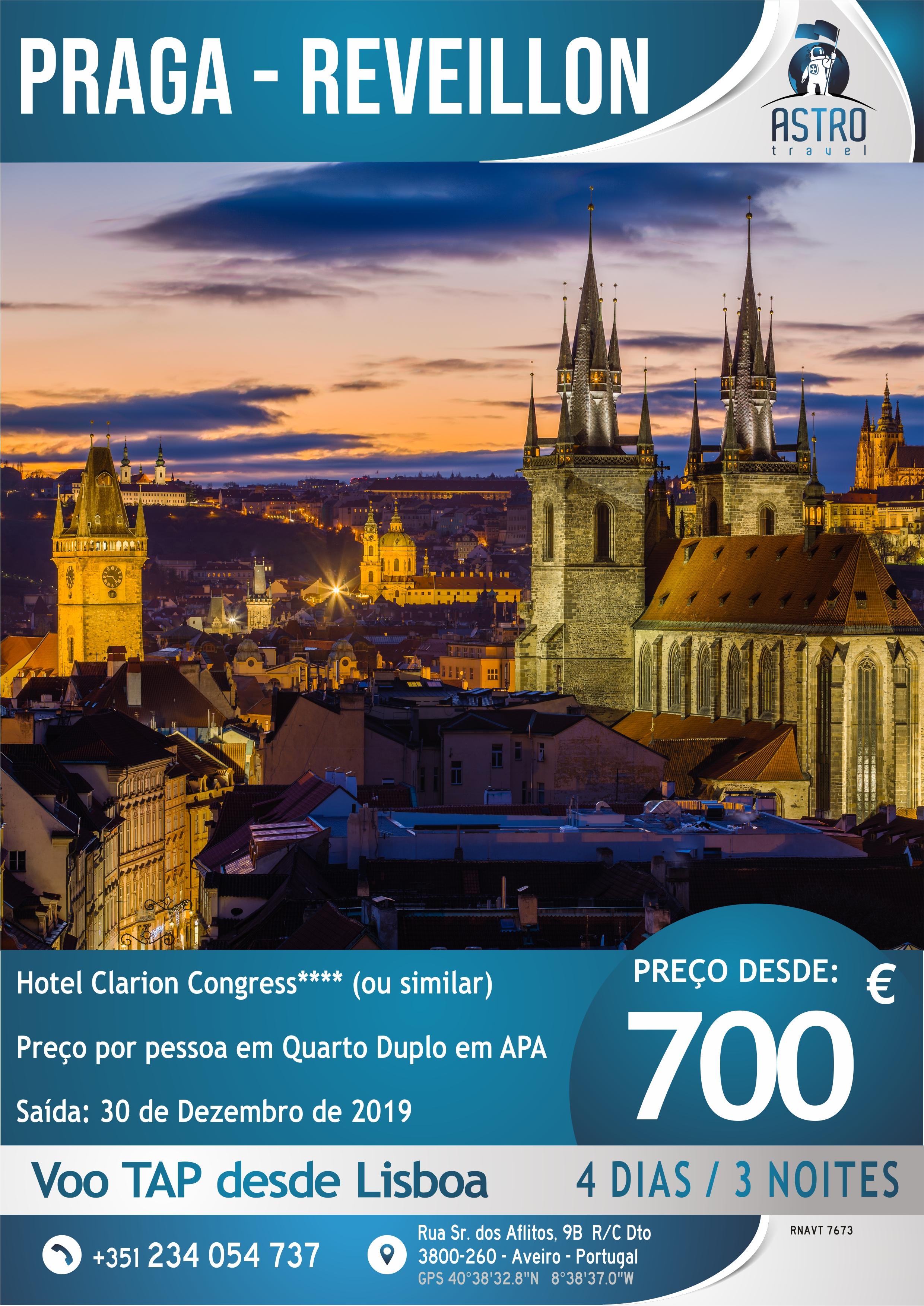 Praga Reveillon 2019 0