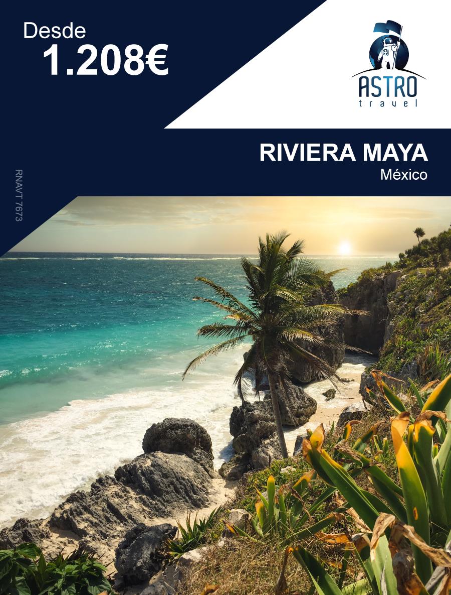 Férias em Riviera Maya