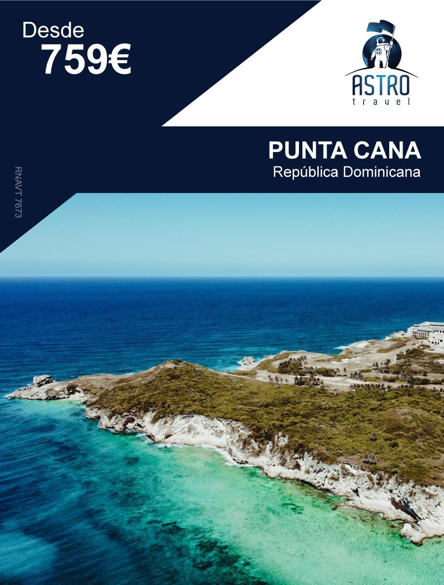 Férias em Punta Cana