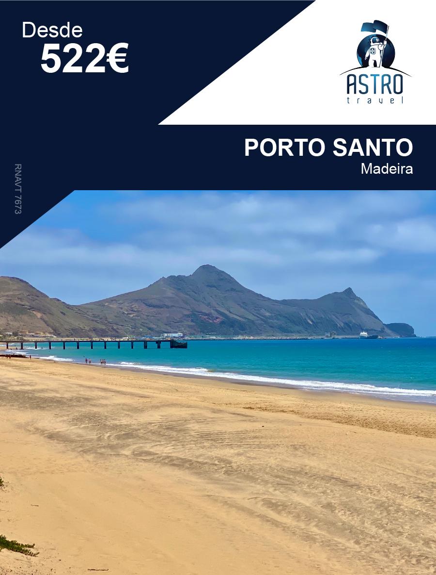 Férias em Porto Santo